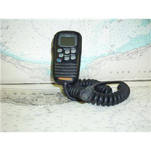 Boaters' Resale Shop of TX 1706 0277.11 ICOM HM-157B COMMAND MIC II ONLY