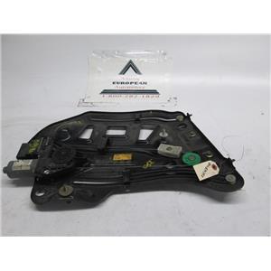 Audi A4 S4 convertible cabriolet left rer window regulator 8H0839397