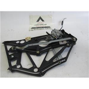 Mercedes W124 convertible left rear window regulator 1246701903
