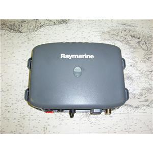 Boaters Resale Shop of TX 1710 1021.01 RAYMARINE RAY240 VHF RADIO CONTROL UNIT