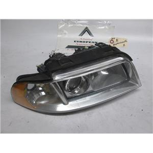 Audi A4 right side headlight 8E0941030k 02-03
