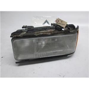 Audi 200 5000 Quattro left headlight 447941029C