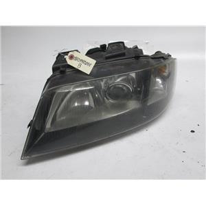 Audi A4 left side headlight 8E0941029F 02-05
