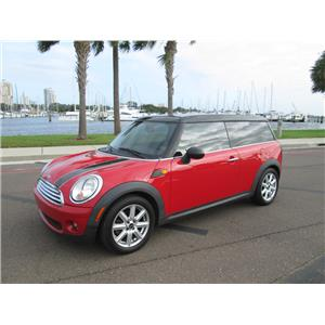 2010 Mini Cooper clubman 6 speed manual GREAT CAR!!