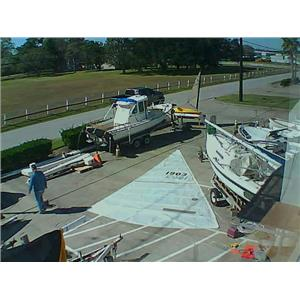 Cameron RF Jib w Luff 27-3 from Boaters' Resale Shop of TX 1709 1724.91