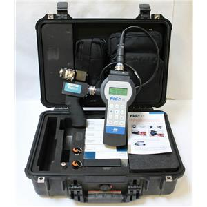 Flir Fido XT Portable Explosives Detector w/ Multiple Accessories