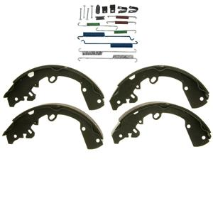 Toyota Yaris Prius 2006-2013  Rear brake shoe set w/ spring kit
