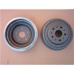 Ford Mustang Brake drum set 2 drums rear  1967-1973 10 inch