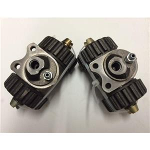 Wheel cylinder set (2 cylinders) Chevrolet & GMC truck 1 1/2 to 2 Ton 1936-1953