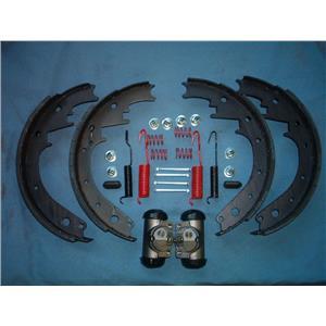 Toyota Corolla brake shoe set w/ wheel cylinder & spring kit 2003-2008