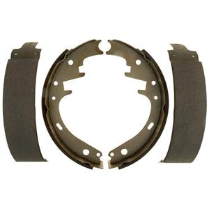 Pontiac brake shoes 1949-1954 FRONT