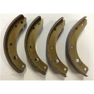 Chevrolet Drum brake shoes Passenger car  1936-1950 front or rear