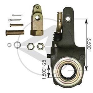 Gunite type air brake slack adjuster replacement for Gunite AS1140