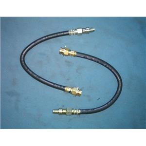 Brake hose set FRONT Chevrolet 1958-1966 ( 2 hoses ) made in USA