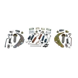 Chevrolet GMC truck rear brake spring kit with adjusters 1976-2002