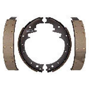 Brake shoes GMC 1/2 ton Truck rear 1960-1963