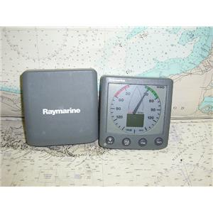 Boaters' Resale Shop of TX 1710 2754.15 RAYMARINE ST60+ WIND DISPLAY & COVER