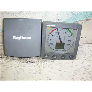 Boaters' Resale Shop of TX 1710 2754.54 RAYTHEON ST60 WIND DISPLAY A22012 ONLY