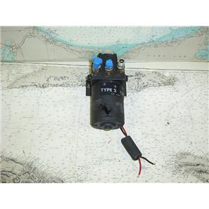 Boaters Resale Shop of TX 1710 2522.02 RAYTHEON 12 VOLT TYPE 2 HYDRAULIC PUMP