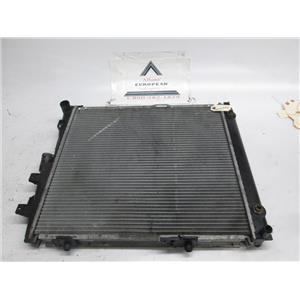 Mercedes W126 300SE 300SEL radiator 1265005103