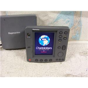 Boaters' Resale Shop of TX 1710 2771.41 RAYMARINE RC530+ GPS/PLOTTER DISPLAY