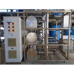 Aquafine SCD-1000 HE UV Ultraviolet Water Treatment System
