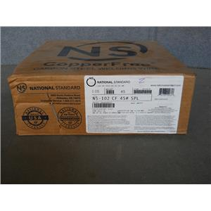 National Standard NS-102CF, .035, 45 lbs Welding Wire