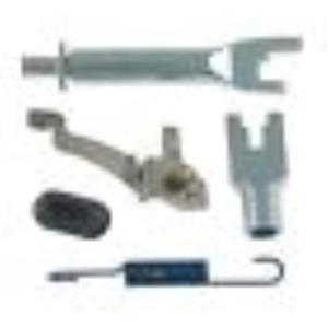 Drum Brake Self Adjuster Repair Kit Rear Left Carlson 12520