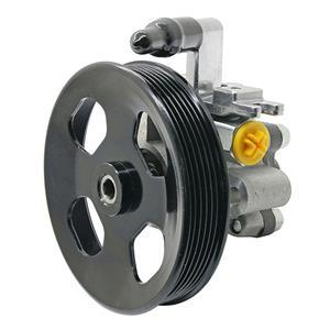 Power Steering Pump For Hyundai Santa Fe SM Tucson JM Kia Sportage KM 2.7L G6BA