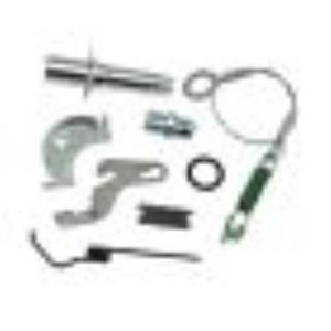 Drum Brake Self Adjuster Repair Kit Rear Left Carlson H2666