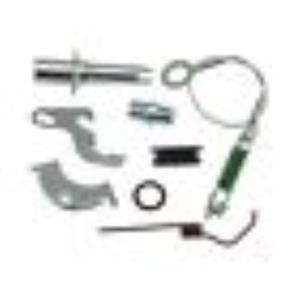 Drum Brake Self Adjuster Repair Kit Rear Right Carlson H2667