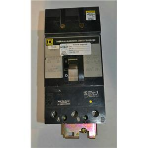 Square D KC34200 Circuit Breaker, 200A, 480V, 3 Pole, I-line