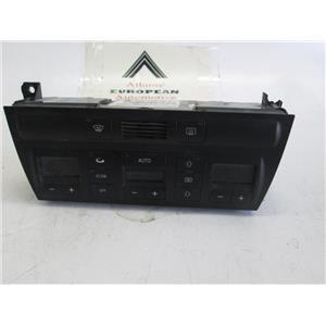Audi A6 A/C climate control unit 4B0820043AC