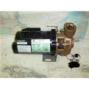 Boaters' Resale Shop of TX 1711 1557.04 SCOT MOTORPUMP 3/4 HP 115/230 VOLTS ONLY