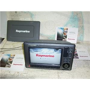 Boaters' Resale Shop of TX 1711 2542.04 RAYMARINE E90W WIDESCREEN DISPLAY OINLY