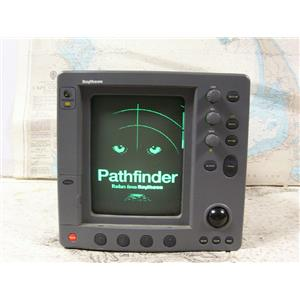 Boaters' Resale Shop of TX 1711 2522.01 RAYTHEON R80 RADAR/PLOTTER DISPLAY ONLY