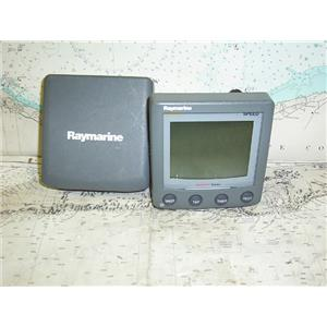 Boaters Resale Shop of TX 1711 2524.02 RAYMARINE ST60+ SPEED DISPLAY A22009-P