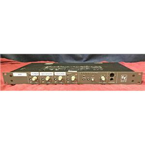 EV ELX-1A 4 Channel Broadcast Mic Line Mixer Preamp
