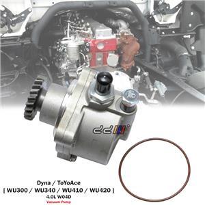 Engine Vacuum Pump For Toyota Dyna ToyoAce WU300 WU340 WU342 4.0L W04D Diesel
