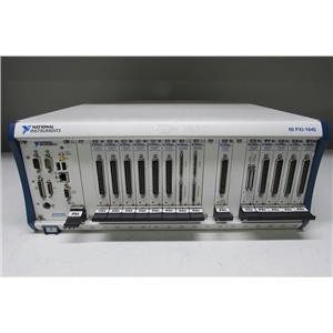 National Instruments NI PXI-1045 w/ PXI-8187, PXI-6232 x10, PXI-6723 x2 Modules+