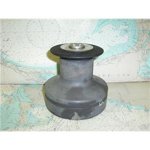 Boaters' Resale Shop of TX 1712 0275.05 LEWMAR 40 TWO SPEED ALUMINUM WINCH