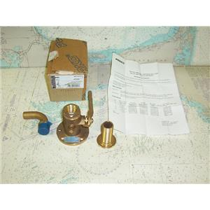 Boaters' Resale Shop of TX 1712 0275.42 PERKO 0834005PLB BRONZE SEACOCK KIT