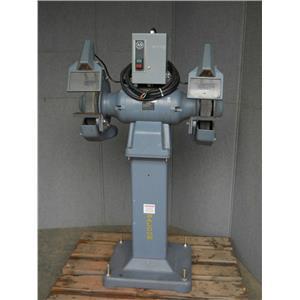 Baldor 60225175 Grinder & Pedestal 2Hp 3Ph 230V 5.6A 1500/1800RPM 3628M Frame