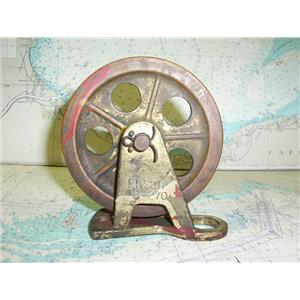 "Boaters Resale Shop of TX 1711 1221.01 EDSON A-450 & B-270 STEERING 4"" SHEAVE"