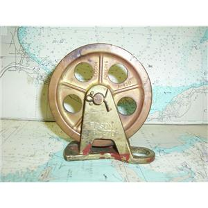 "Boaters' Resale Shop of TX 1711 1221.02 EDSON A-450 & B-270 STEERING 4"" SHEAVE"