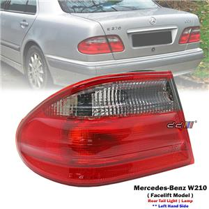 Rear Left Hand Side Tail Light Lamp For Mercedes Benz W210 Facelift 2000-02