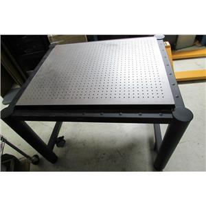 ThorLabsOptical Isolator table, Product# SDP7590, 39x34x31 inches