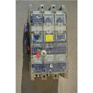 Klockner Moeller NZM11-630 600A 500HP 600VAC 3P Circuit Breaker, ZM11-600-CNA