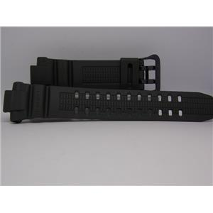 Casio Watch Band GW-3000 G Olive Green. G-Shock also fits G-1200,G-1250,GW-3500
