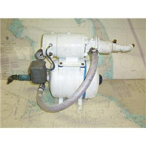 Boaters Resale Shop of TX 1711 1727.01 GALLEY MAID 12V WATER PUMP & ACCUMULATOR